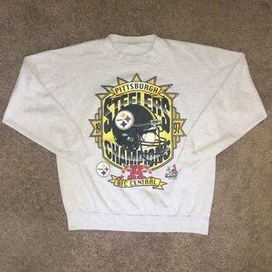 Vintage Pittsburgh Steelers Sweatshirt